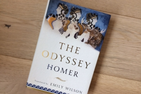 The Odyssey, Homer, translator Emily Wilson